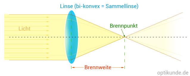 Optische Linse